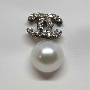 Genuine Pearl Earring